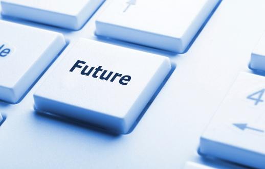 "Keyboard with ""Future"" Key"